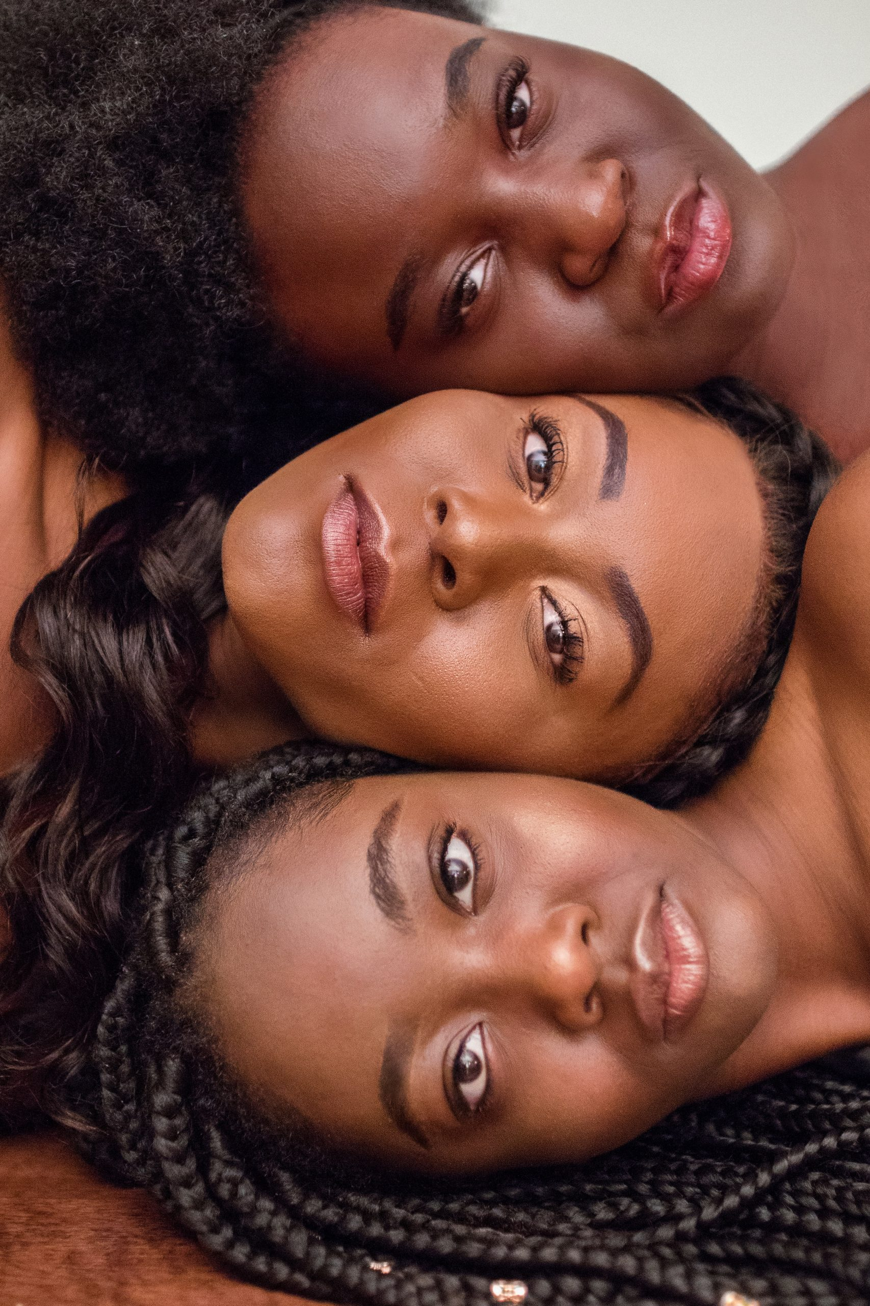 shades of melanin, featured image - let's talk about trauma blog post