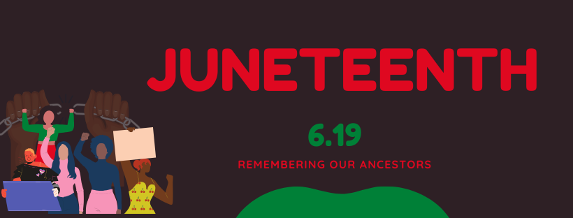 celebrate juneteenth image